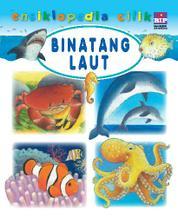 Cover Ensiklopedia Cilik : Binatang Laut oleh