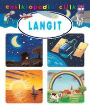 Cover Ensiklopedia Cilik : Langit oleh