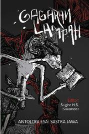 Gagaran Lampah : Antologi Esai Sastra Jawa by Sugito HS Cover