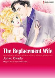 Cover The Replacement Wife oleh Caitlin Crews
