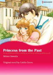 Cover Princess from the Past oleh Caitlin Crews