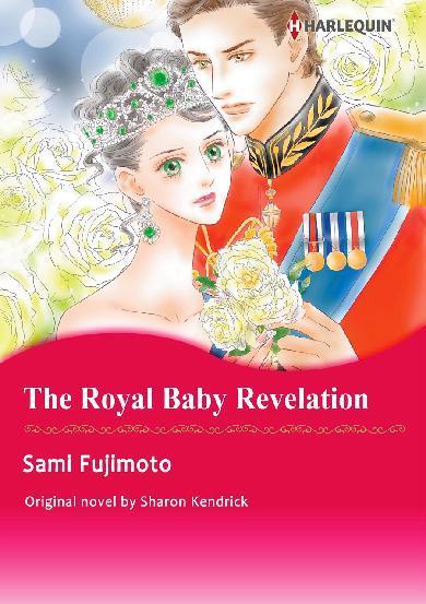 Buku Digital The Royal Baby Revelation oleh Sharon Kendrick