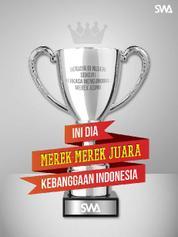 Cover Ini Dia Merek-Merek Jawara Kebanggaan Indonesia oleh