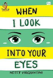TeenLit: When I Look into Your Eyes by Cover