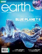 BBC Earth Magazine Cover