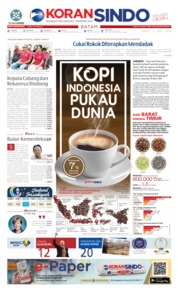 KORAN SINDO BATAM Cover 17 May 2019