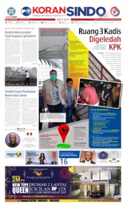 Cover KORAN SINDO BATAM 18 September 2019