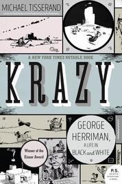 Cover Krazy oleh Michael Tisserand