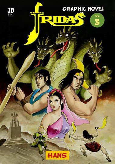 Tridas #3 by Hans Jaladara Digital Book
