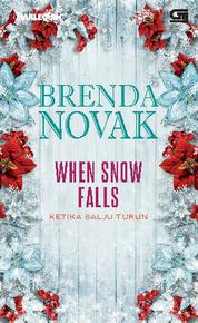 Cover Harlequin: Ketika Salju Turun (When Snow Falls) oleh