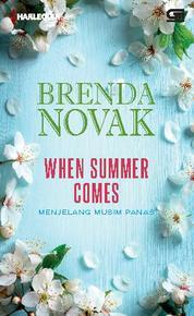 Cover Harlequin: Menjelang Musim Panas (When Summer Comes) oleh