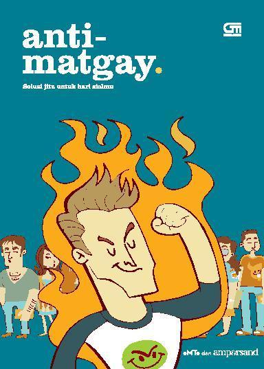 Buku Digital Anti-Matgay: Solusi jitu untuk hari sialmu oleh Emte & Ampersand