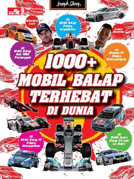 Buku Digital 1000+ mobil balap terhebat di dunia oleh Yusup Somadinata