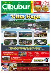 Cover Majalah Cibubur Aktual ED 104 April 2017