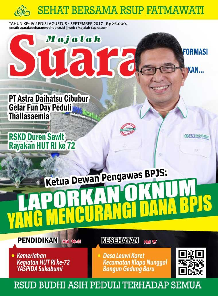 Majalah Digital SUARA ED 58 September 2017