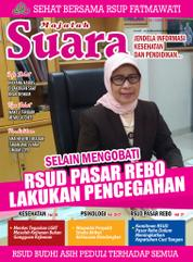 Cover Majalah SUARA ED 45 Maret 2016