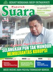 Cover Majalah SUARA ED 47 Juni 2016