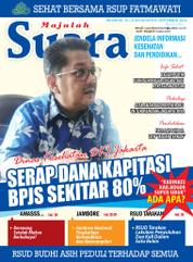 Cover Majalah SUARA ED 48 Agustus 2016