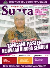 Cover Majalah SUARA ED 49 Oktober 2016