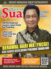 Cover Majalah SUARA ED 57 Agustus 2017