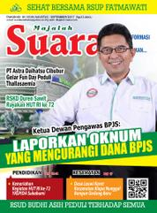 Cover Majalah SUARA ED 58 September 2017