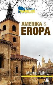 Cover Kompas Traveller - Amerika dan Eropa oleh