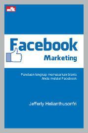 Cover Facebook Marketing oleh Jefferly Helianthusonfri