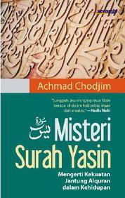 Cover Misteri Surah Yasin oleh Achmad Chodjim