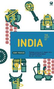 Cover The Best of India oleh