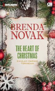 Cover Harlequin: Kaulah Hadiah Terindah (The Heart of Christmas) oleh