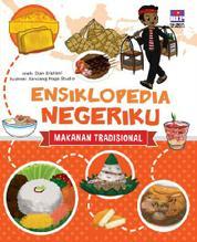 Cover Ensiklopedia Negeriku : Makanan Tradisional oleh