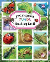 Cover Ensiklopedia Junior : Binatang Kecil oleh Groupe Fleurus