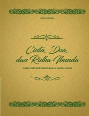 Cinta, Doa, & Ridha Ibunda by Imam Fathurrohman Cover