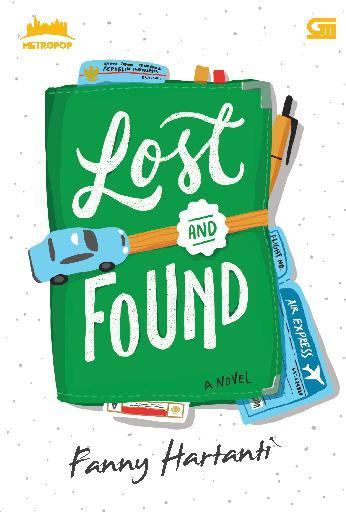 Buku Digital MetroPop: Lost and Found oleh Fanny Hartanti