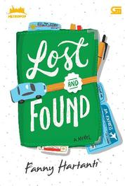 Cover MetroPop: Lost and Found oleh