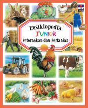 Cover Ensiklopedia Junior Peternakan dan Pertanian oleh