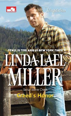 Buku Digital HQ Tempt: Creed`s Honor oleh Linda Lael Miller