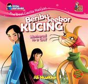 Beribu Seekor Kucing by Ali Muakhir Cover