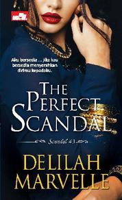 Cover HR: The Perfect Scandal oleh