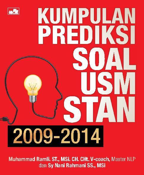 Buku Digital Kumpulan Soal USM STAN oleh Muhammad Ramli