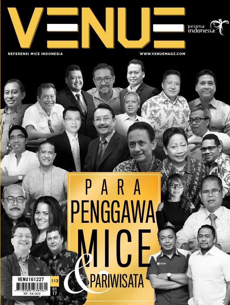 Majalah Digital VENUE Desember–Januari 2017