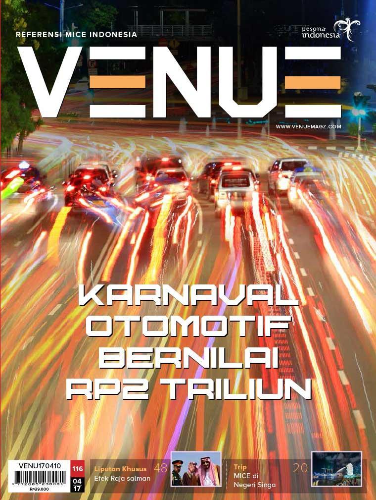 Majalah Digital VENUE April 2017