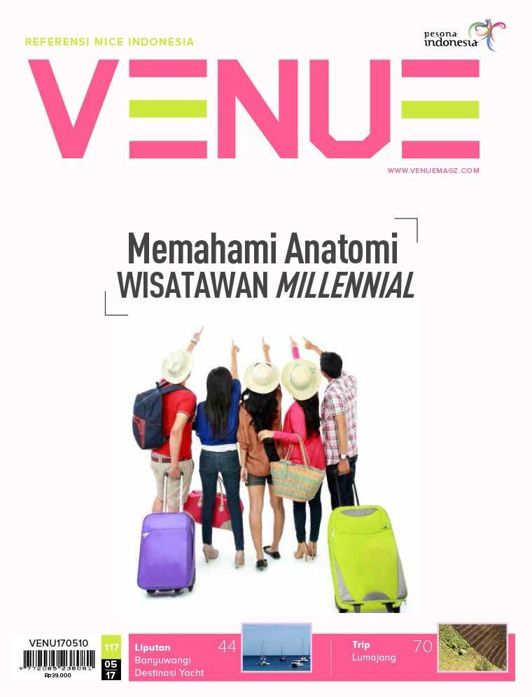 Majalah Digital VENUE Mei 2017