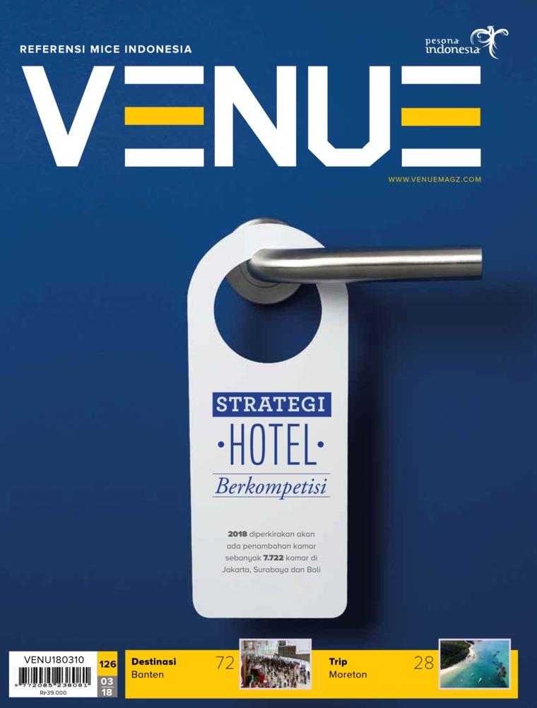 Majalah Digital VENUE ED 03 Maret 2018