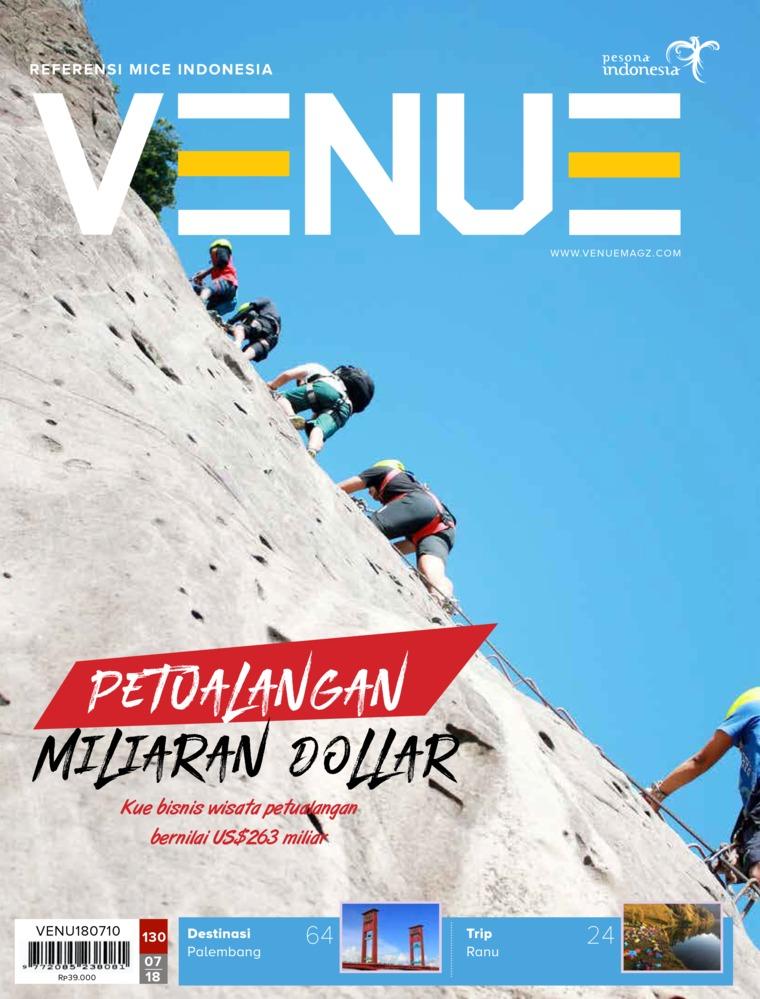 Majalah Digital VENUE ED 06 Juli 2018
