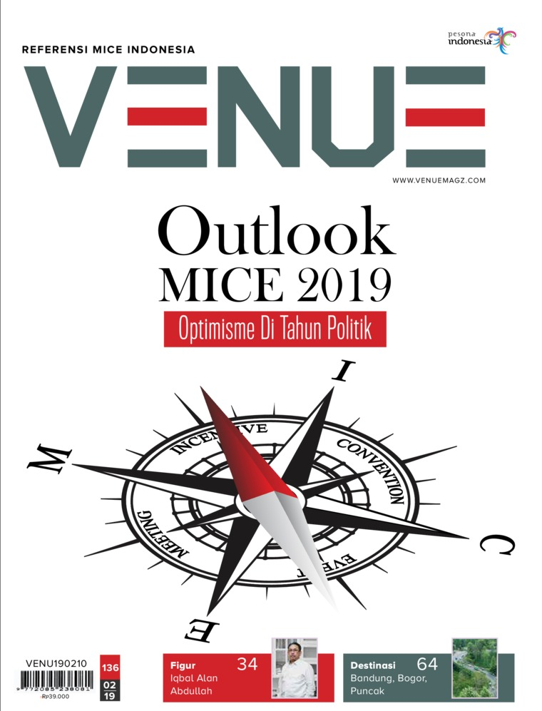 Majalah Digital VENUE ED 136 Februari 2019