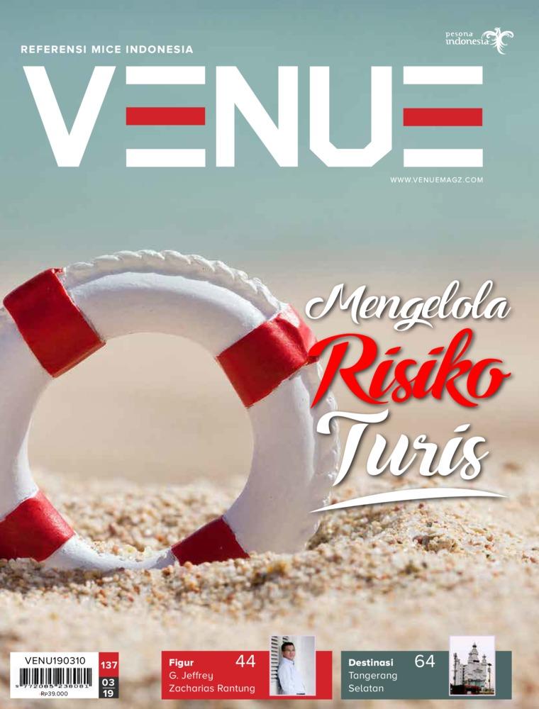 Majalah Digital VENUE ED 137 Maret 2019