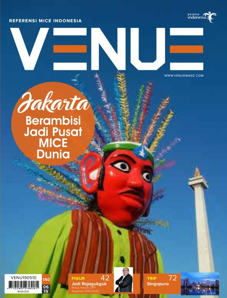 VENUE Digital Magazine ED 140 June 2019