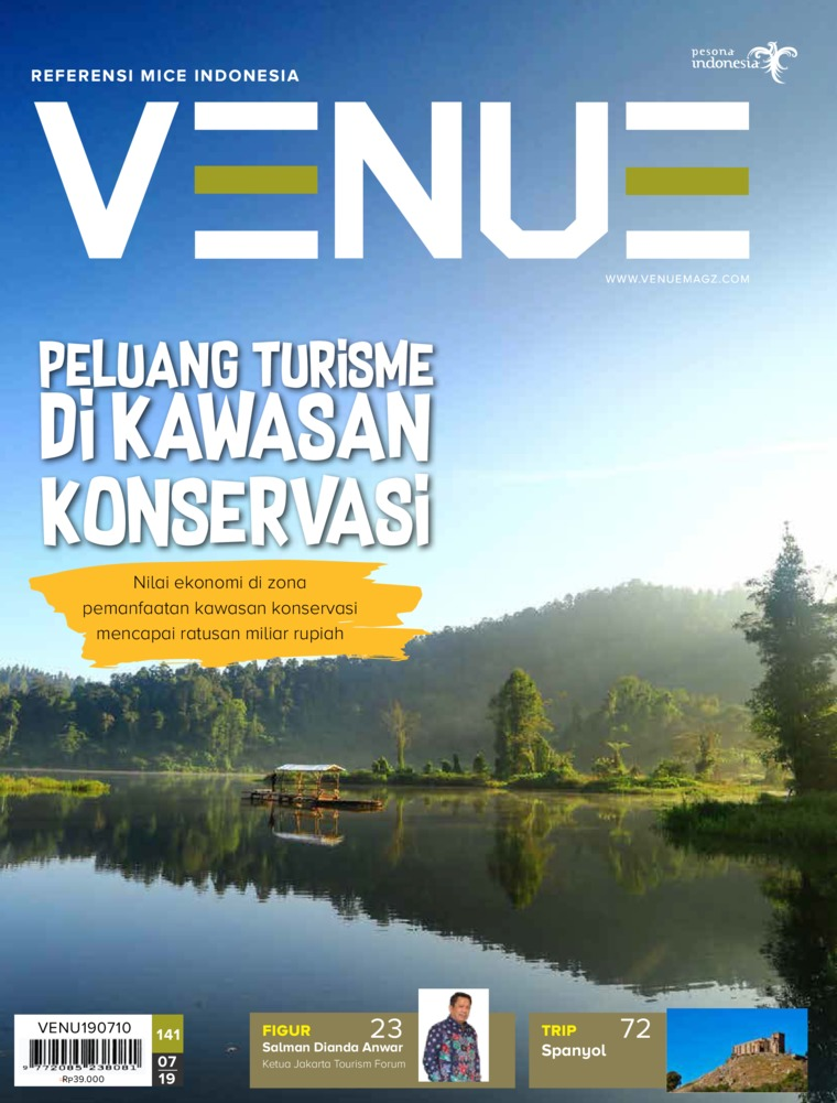Majalah Digital VENUE ED 141 Juli 2019
