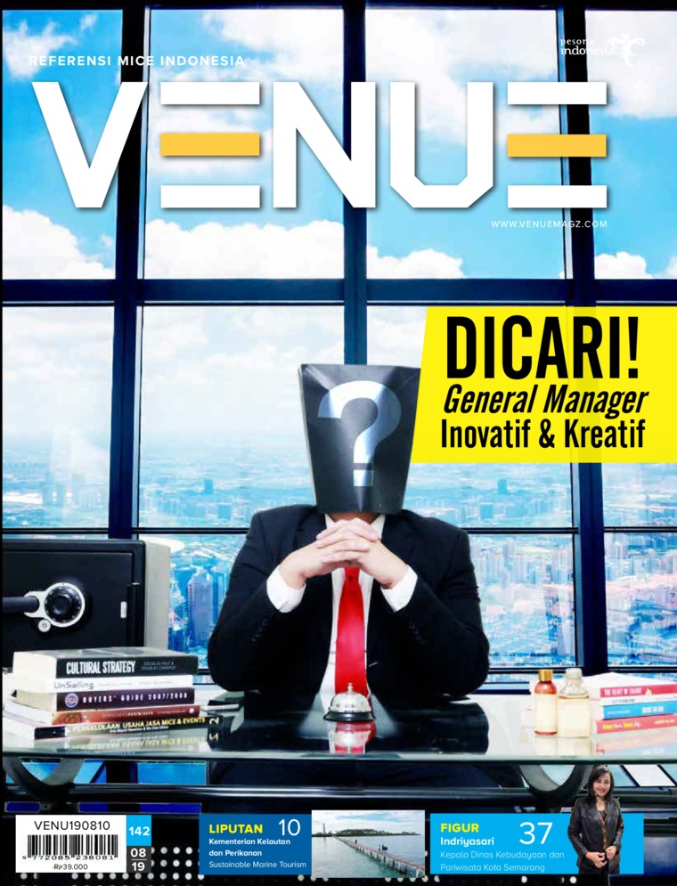 VENUE Digital Magazine ED 142 August 2019